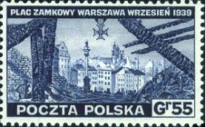 [Portrayal of Poland in Ruins - The Polish Army in Great Britain, type FA]