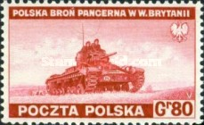 [Portrayal of Poland in Ruins - The Polish Army in Great Britain, type FC]