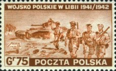[The Polish Army in Foreign Countries During World War II, type FJ]