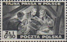 [The Polish Army in Foreign Countries During World War II, type FM]