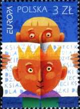 [EUROPA Stamps - Children's Books, type GEX]