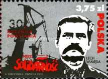 [The 30th Anniversary of Solidarnosc, type GFF]