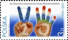 [The 20th Anniversary of the Visegrád Group, type GFW]