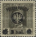 [Second Lublin Issue, type I]
