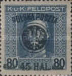 [Second Lublin Issue, type I8]