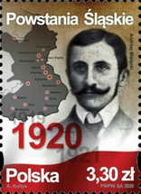 [The 100th Anniversary of the Silesian Uprisings, type IHK]