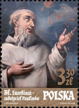 [Founder of the Paulines - Blessed Eusebius, 1200-1270, type IHO]
