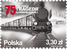 [The 75th Anniversary of the Upper Silesian Tragedy, type IIJ]