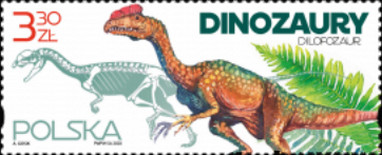[Prehistoric Animals - Dinosaurs, type IIS]
