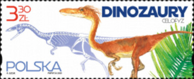 [Prehistoric Animals - Dinosaurs, type IIU]