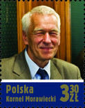 [The 80th Anniversary of the Birth of Kornel Morawiecki, 1941-2019, type IKI]