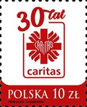 [The 30th Anniversary of Caritas Poland, type ILP]