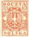 [As Previous - Imperforated South Poland Issues Denomination in Halerzy, type S6]