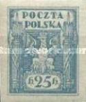 [As Previous - Imperforated South Poland Issues Denomination in Halerzy, type T4]