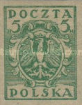 [As Previous - Imperforated North Poland Issues Denomination in Fenigów, type X5]