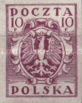 [As Previous - Imperforated North Poland Issues Denomination in Fenigów, type X6]