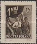 [The 60th Anniversary of Labour Day, type XLA]