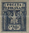 [As Previous - Imperforated North Poland Issues Denomination in Fenigów, type Y3]