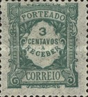 [Numeral Stamps - New Currency, Typ C3]
