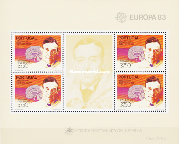 [EUROPA Stamps - Inventions, Typ ]