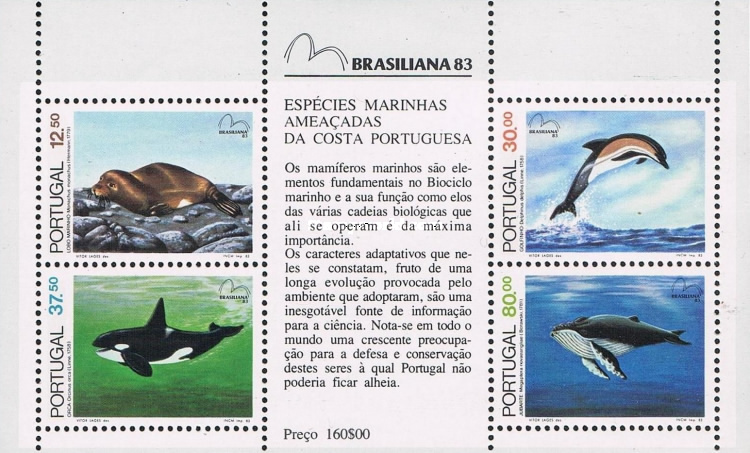 [Protection of the Animals of the Oceans, Typ ]