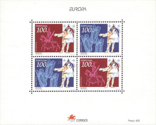 [EUROPA Stamps - Great Discoveries and Inventions, Typ ]