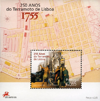 [The 250th Anniversary of the Lisbon Earthquake, type ]
