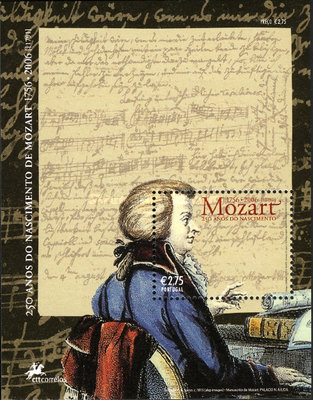 [The 250th Anniversary of the Birth of Mozart, Typ ]