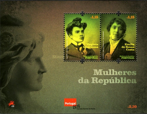 [Women of the Portugues Republic, Typ ]
