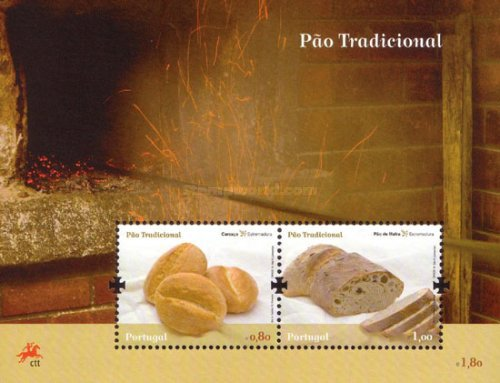 [Traditional portuguese Bread, type ]
