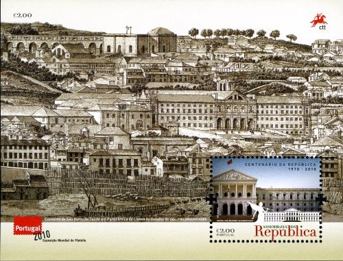 [The 100th Anniversary of the Assembly of the Republic, type ]