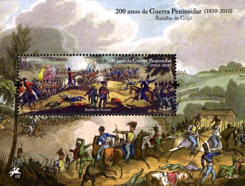 [The 200th Anniversary of the Peninsular War, type ]