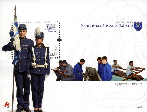 [The 100th Anniversary of the Instituto dos Pupilos do Exercito, type ]