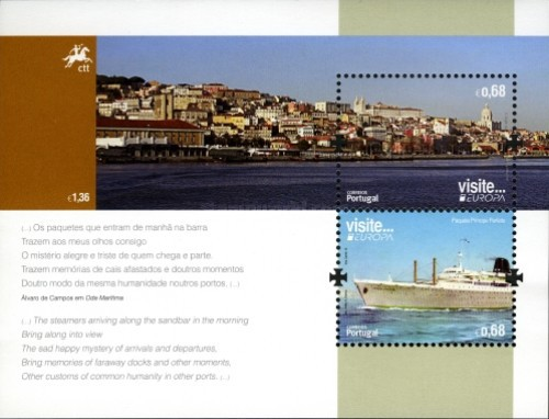 [EUROPA Stamps - Visit Portugal, type ]