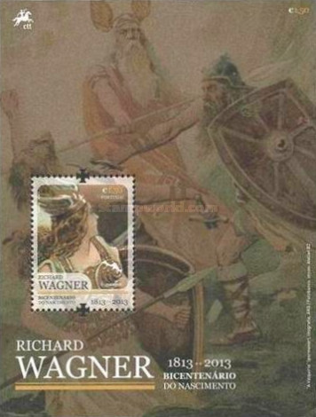 [The 200th Anniversary of the Birth of Richard Wagner, 1813-1883, Typ ]