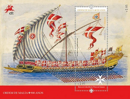 [The 900th Anniversary of the Order of Malta, Typ ]