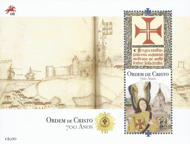 [The 700th Anniversary of The Order of Christ, type ]