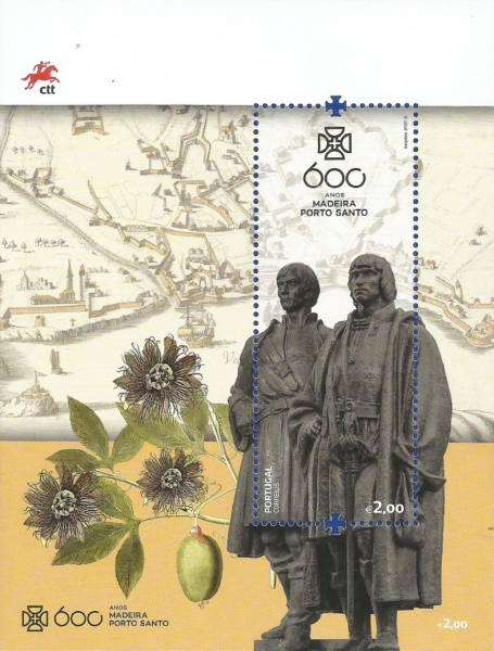 [The 600th Anniversary of the Discovery of Madeira, type ]