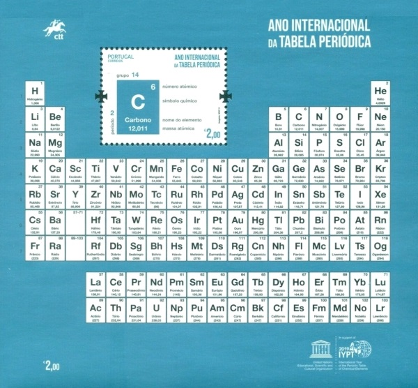 [International Year of the Periodic Table, type ]