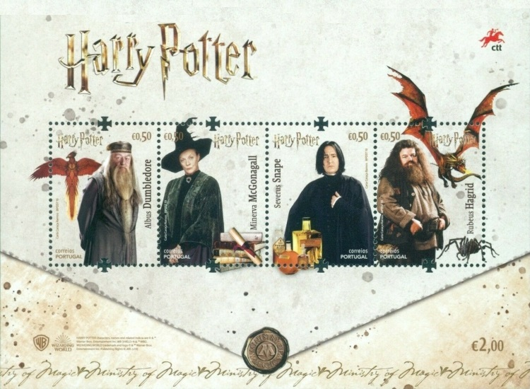 [The 20th Anniversary of Harry Potter, type ]
