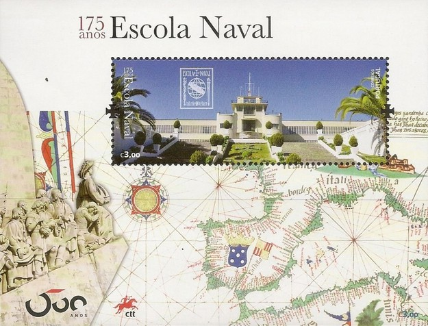 [The 175th Anniversary of the Creation of the Naval School, type ]
