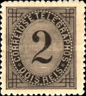 [Telegraph Stamp, type AB]
