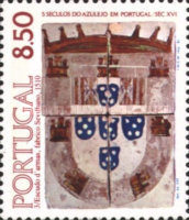 [The 500th Anniversary of Azulejos in Portugal, type ADE]