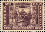[The 500th Anniversary of the Birth of Henry the Mariner, 1394-1460, Typ AI3]