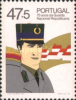 [The 75th Anniversary of the National Guarde, Typ AJO]
