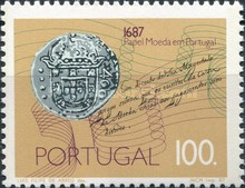 [The 300th Anniversary of Bank Notes in Portugal, Typ AKP]