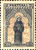 [The 700th Anniversary of the Birth of St. Antonius, 1195-1231, type AO2]