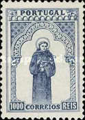 [The 700th Anniversary of the Birth of St. Antonius, 1195-1231, type AO4]