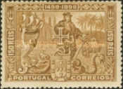 [In Memorial of Vasco da Gama, type AX]