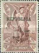 [Vasco da Gama Stamps - Maderia Issue Overprinted